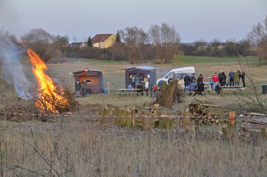 Osterfeuer 2016 02