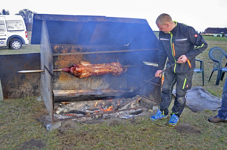 Osterfeuer 2016 07